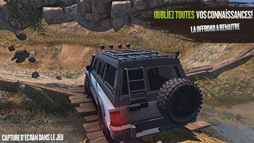 Revolution Offroad : Spin Simulation APK MOD screenshots 1