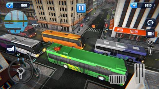 Extreme Coach Bus Simulator apkpoly screenshots 7