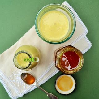 Porridge Breakfast Smoothie with Banana