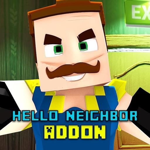 New maps for Hello Neighbor MCPE