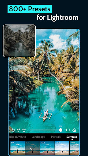 Presets for Lightroom mobile - Koloro Apk 1