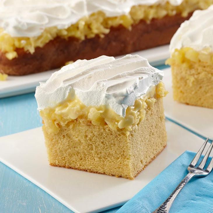 Aloha Cake Recipe