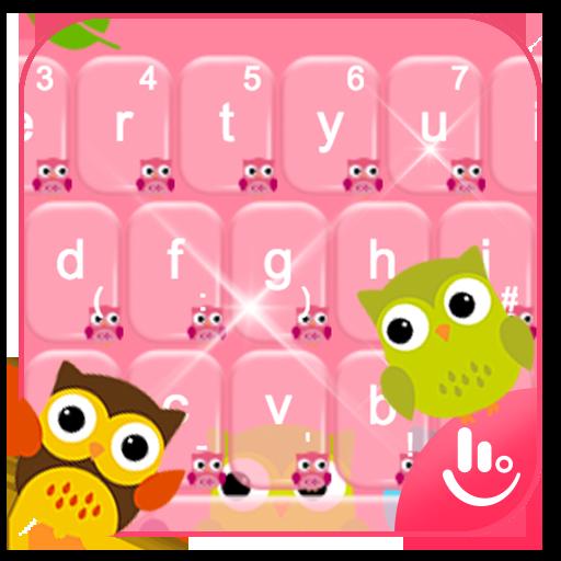 Night Owl Keyboard Theme