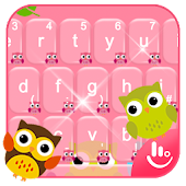 Night Owl Keyboard Theme