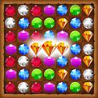 Pirate Treasures - Gems Puzzle icon