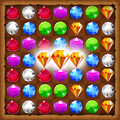 Pirate Treasures - Match 3 Gems Puzzle