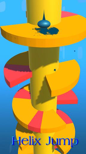 Helix Jump 1.0 screenshots 17