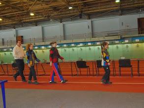 Photo: С 5 по 12 февраля 2014 г. в городе Ижевске прошло лично – командное Первенство России по стрельбе из пневматического оружия