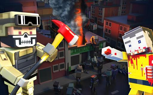 Pixel Smashy War - Gun Craft screenshot 13
