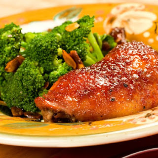 Honey Orange Glazed Chicken Breast Recipes
