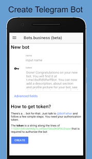 Bots.Business – create your own bot