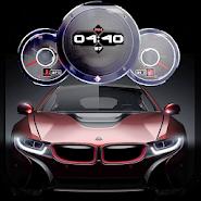 Speedometer Cars Clock Live Wallpaper 1 11 Latest Apk