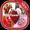 DIY Flower Ideas icon