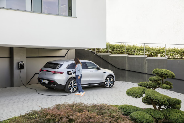 Brits Lap Up Electric Cars But Minimal Interest From South