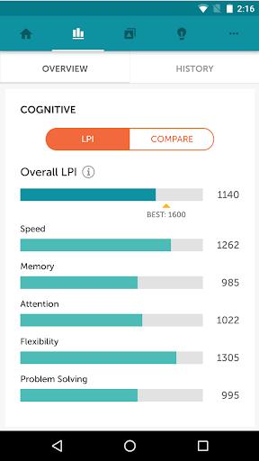 Lumosity - Brain Training  screenshots 8