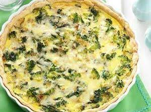 Fabulous Veggie Quiche Recipe