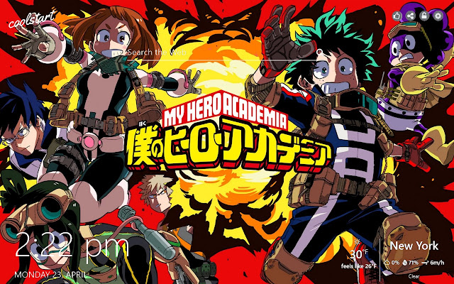 My Hero Academia Hd Wallpapers Mangatheme