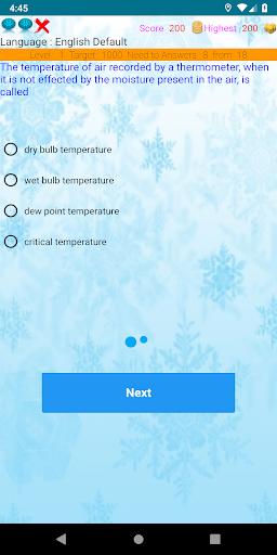 HVAC Quiz modavailable screenshots 4