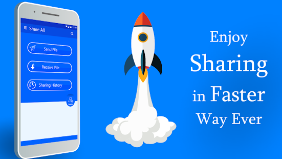 SHARE ALL : File Transfer & Data Sharing - náhled