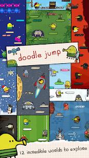 Doodle Jump - náhled