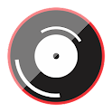 Black Music Player For Android icon