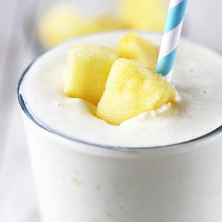 Skinny Pineapple Smoothie Recipe