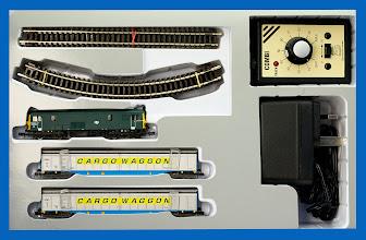 Photo: NDIESEL1 DC Analogue Starter Set