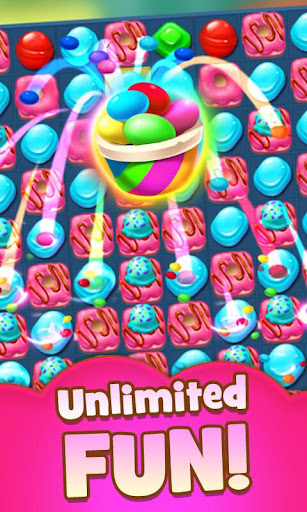 Candy Blast Mania - Match 3 Puzzle Game modavailable screenshots 7