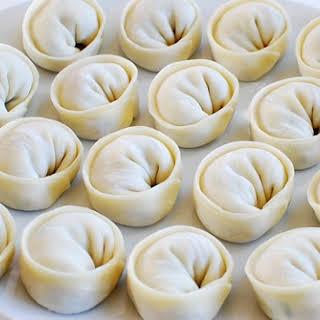 Mandu Recipe (Korean Dumplings).