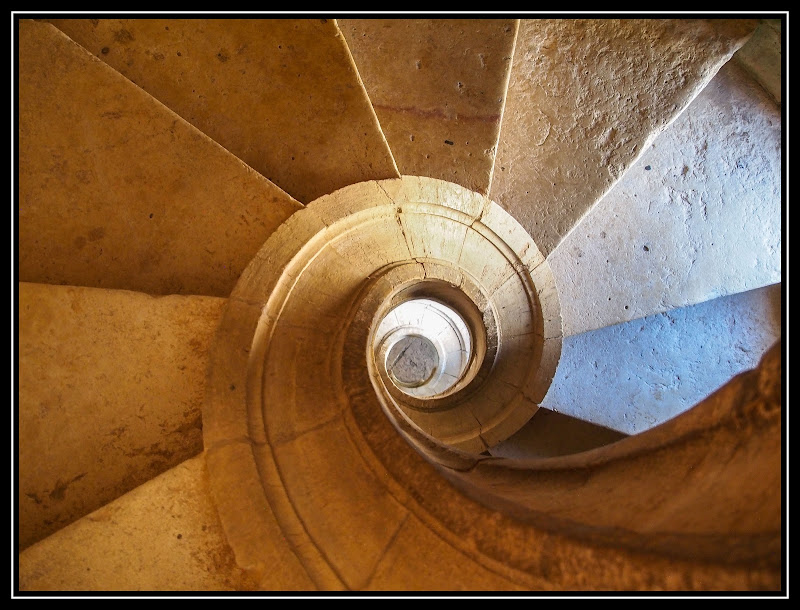 Convento de Cristo di Tomar (Portogallo) di robypsycho