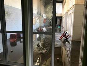 A clinic in Khayelitsha, Cape Town, was ransacked in July 2020, according to the city.