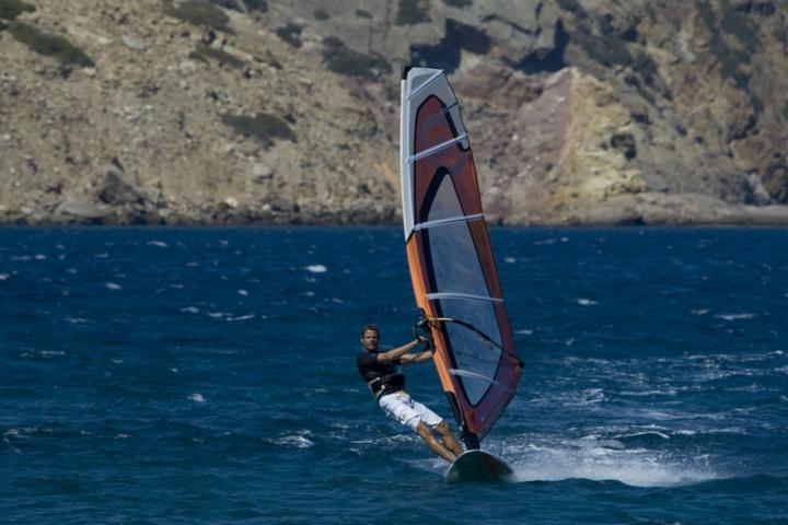 Il surfista di Marzia Borgognoni