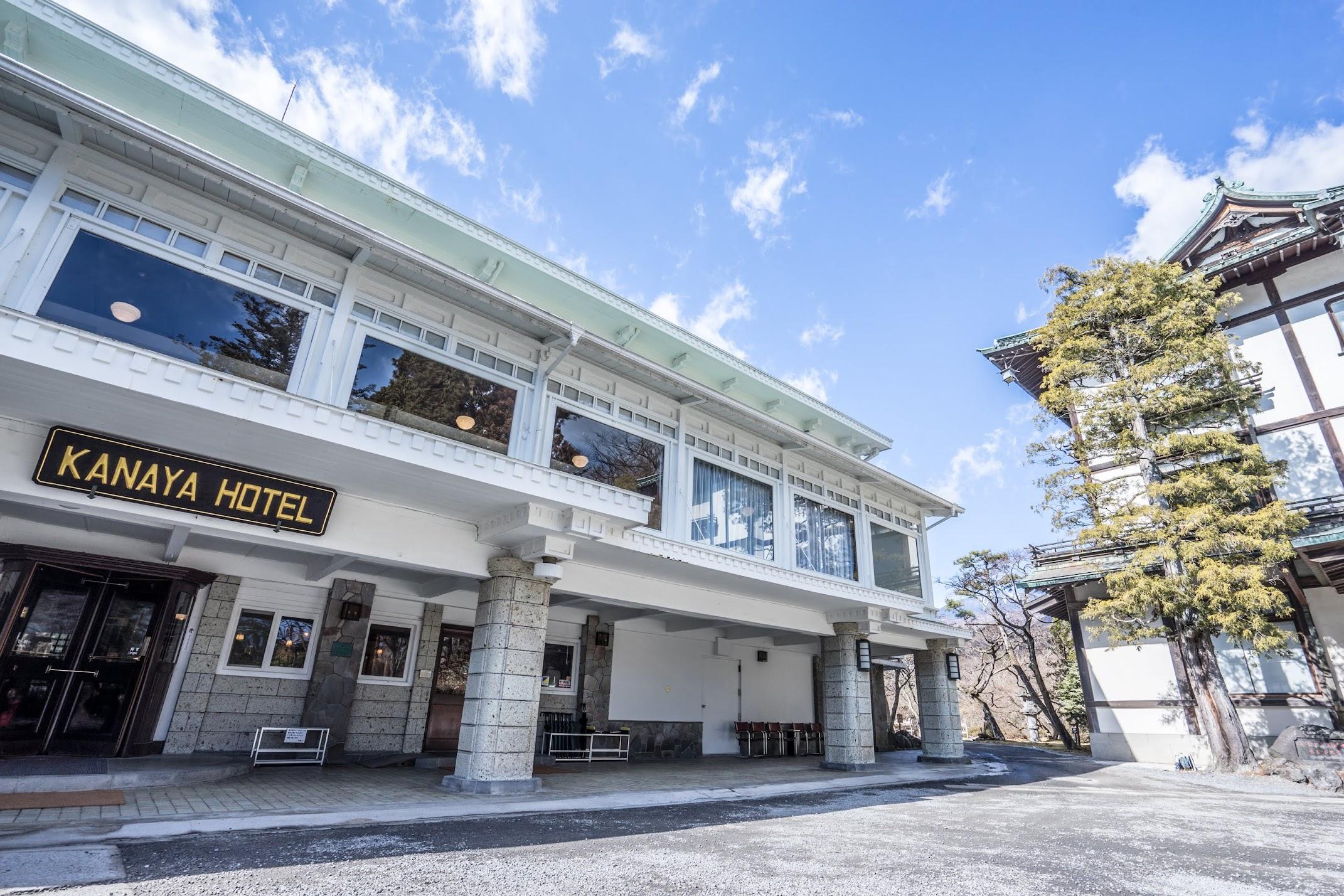 日光金谷ホテル7