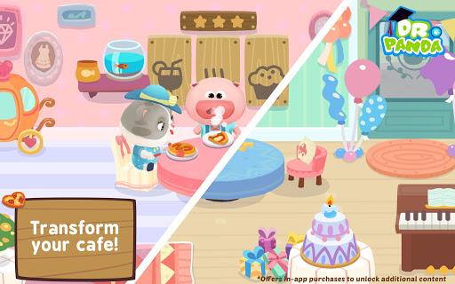 Dr. Panda Cafu00e9 Freemium  screenshots 10