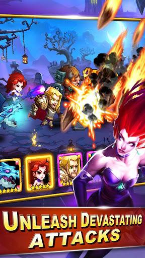 영웅집결: 전쟁의 신 Heroes League