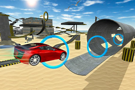 Download Extreme Stunts Tracks: Stunt Car Driving Games 19 For PC Windows and Mac apk screenshot 5