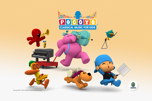 Pocoyo Classical Music