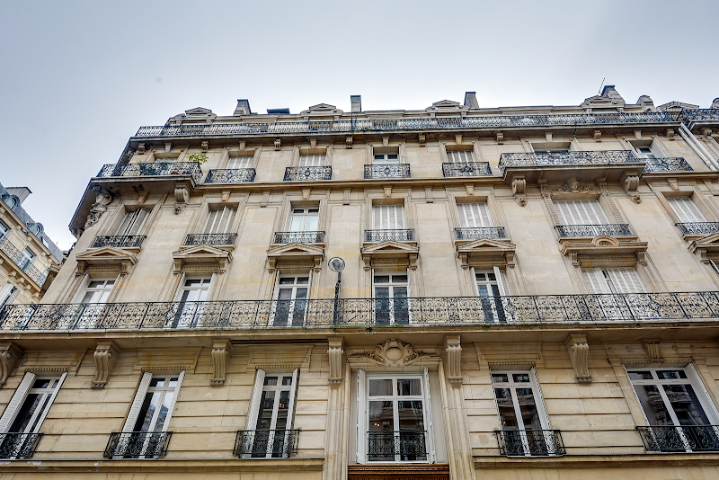 Exterior of Champs Elysee apartment