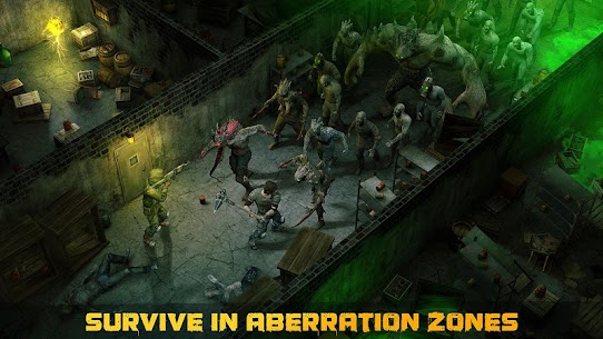 Dawn of Zombies Survival Apk Mod Free Craft + God Mod 6