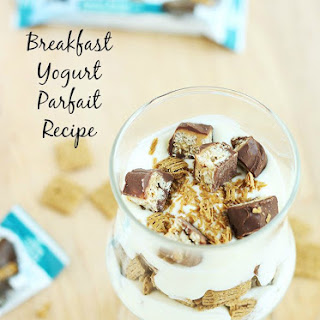 Breakfast Yogurt Parfait