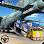 Police Car Transporter Plane: Car Driving Games