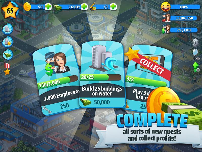 City Island 5 - Tycoon Building Simulation Offline Screenshot 14
