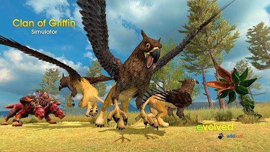 Clan of Griffin 1.1 Android APK Mod 1
