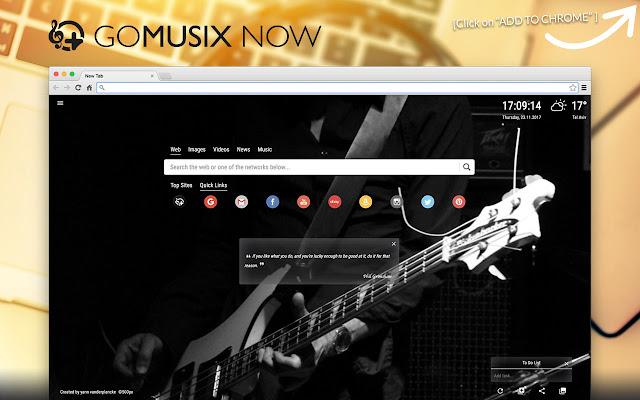 goMusix Now