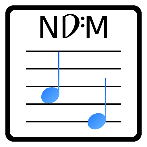 NotesDeMusique (Learning to read musical notation) (game)
