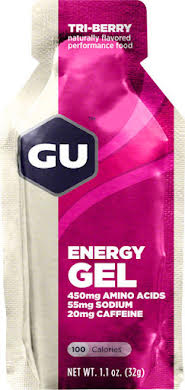 GU Energy Gel: Tri Berry, Box of 24 alternate image 0