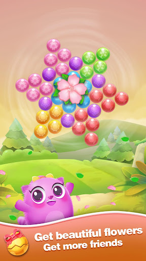Bubble Cats - Bubble Shooter Pop Bubble Games 1.0.6 screenshots 2