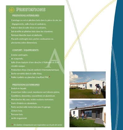 Vente maison 4 pièces 89,25 m2