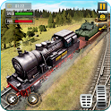US Military Cargo Transport Army Train Simulator icon