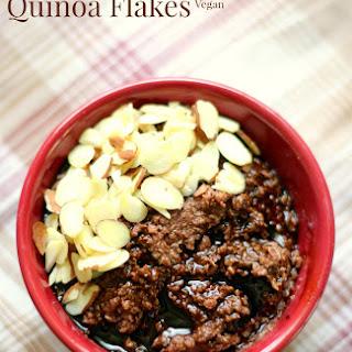 Gingerbread Quinoa Flakes
